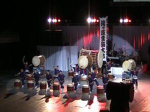 滝ヶ原雲海太鼓